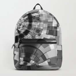 GS Geometric Abstrac 09BM2 S6 Backpack