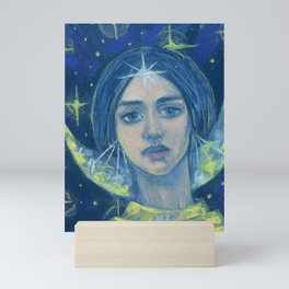 Hecate / Goddess of the Moon Mini Art Print