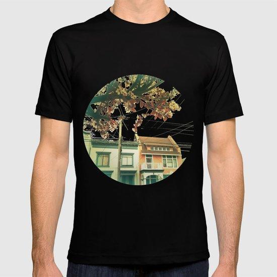 Inner Sunset Flower Trees T-shirt