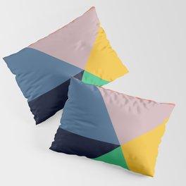Mid Century Modern Vintage 11 Pillow Sham