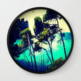 Menorca Spain Wall Clock