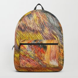 abstract?? Backpack