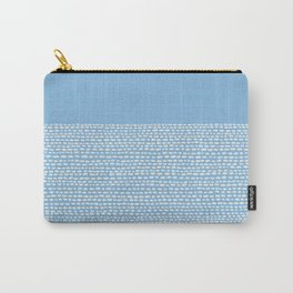 Riverside - Placid Blue Carry-All Pouch