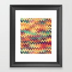 Crayon Crazy Framed Art Print