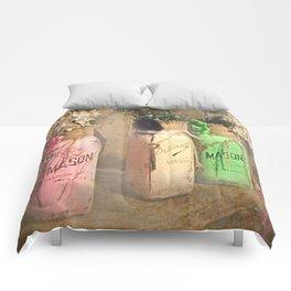 Repurposed Comforters