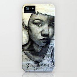 (tentatively titled) The Lights of May iPhone Case
