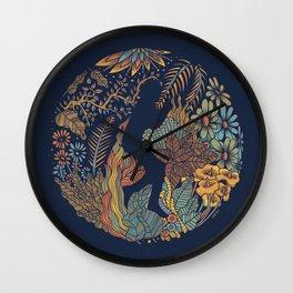 b e Wall Clock