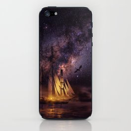 Night Fury iPhone Skin