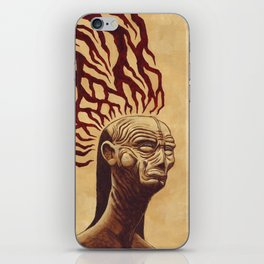 Don't Let The Dark Ones In iPhone Skin