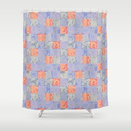 Strates16 Shower Curtain