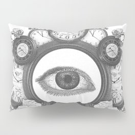 Time Pillow Sham