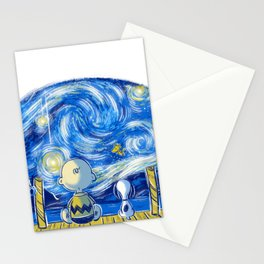Friends of stars Stationery Cards