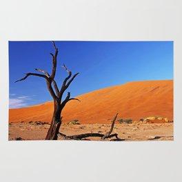 Dead Vlei Namibia VIII Rug