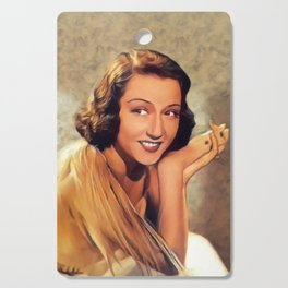 Ethel Merman, Vintage Actress Cutting Board