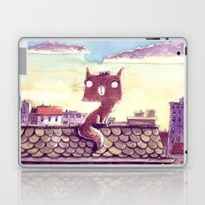 Cats on the roof Laptop & iPad Skin
