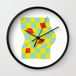 Lets Go On a Picnic! Wall Clock