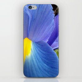 Blue Iris, 2012 iPhone Skin