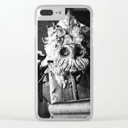 The Dragon Clear iPhone Case
