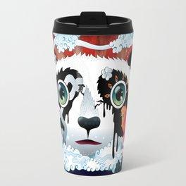 Manga Panda Travel Mug