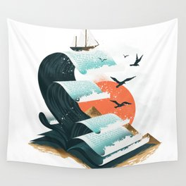 Waves of Knowledge Wall Tapestry