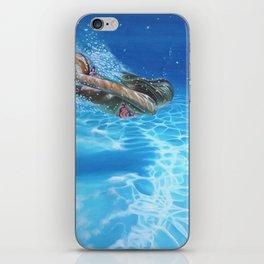 Sea pleasure iPhone Skin