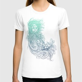 Sea Beard T-shirt