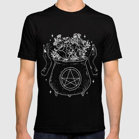 magical cauldron T-shirt