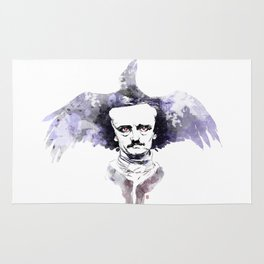 Nevermore 2 Rug