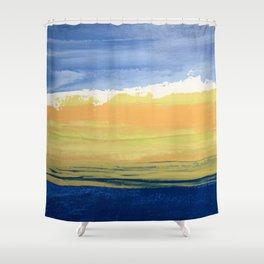 ChildwoodBeach Shower Curtain