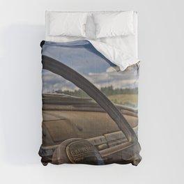 Vintage Dashboard Comforters