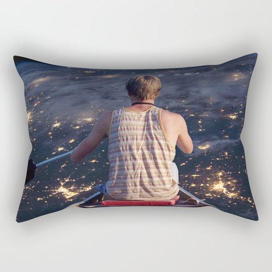Sailing Rectangular Pillow
