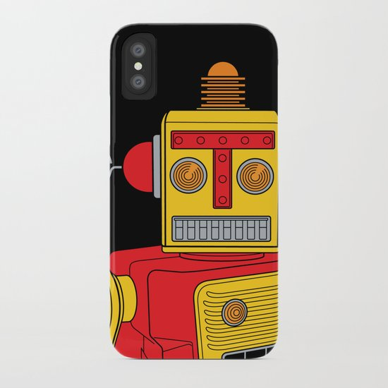 Shmobot iPhone Case