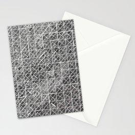 Spider Web Inverted Stationery Cards