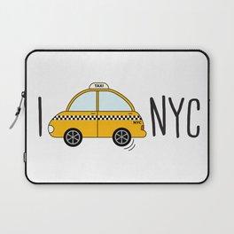 I love NYC Laptop Sleeve