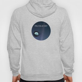 Pale Blue Dot — Voyager 1 (2020 revision), quote Hoody