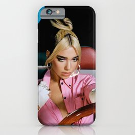 dua lipa future nostalgia car tour 2020 ngamei iPhone Case