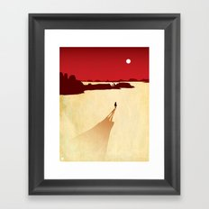 Top 3 Games 2010: Red Dead Redemption Framed Art Print