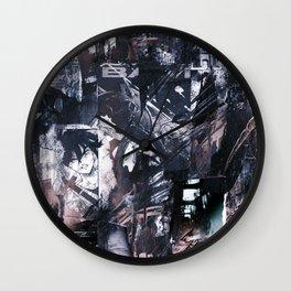 Anti Hero No. 8 Wall Clock
