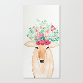 Beautiful Beast Canvas Print
