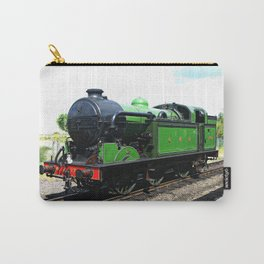 Vintage Steam railway engine Carry-All Pouch