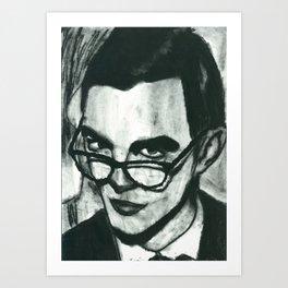 Not a Self Portrait Art Print