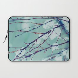 Winter of February Laptop Sleeve
