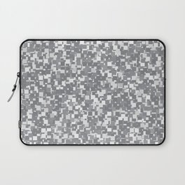 Sharkskin Pixels Laptop Sleeve