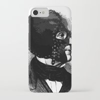 bdsm iPhone & iPod Cases featuring BDSM IX by DIVIDUS
