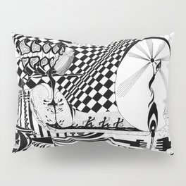 Falling In Pillow Sham