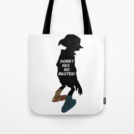 Dobby Has No Master Tote Bag