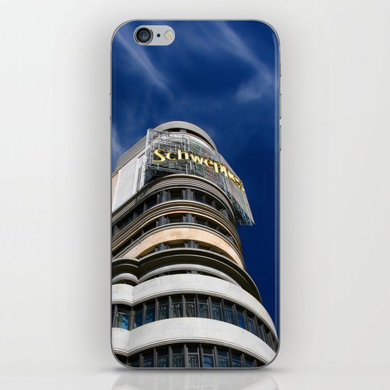 Madrid, Spain iPhone & iPod Skin