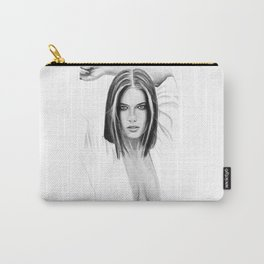 Alice Peneaca The Captivating Look Carry-All Pouch