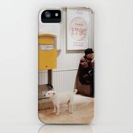No. 6 iPhone Case