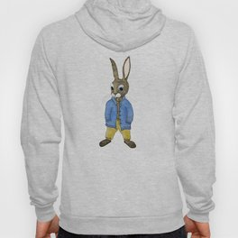 Peter Rabbit Growing Up Hoody